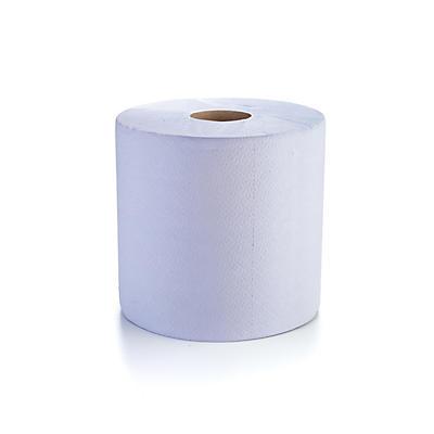 Triple Ply Wiper Roll - Blue