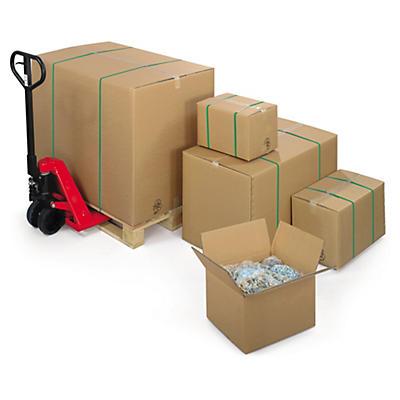 Triple wall pallet boxes