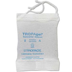 TROPACK 60 Sachets déshydratants, Absorption d'eau: 8