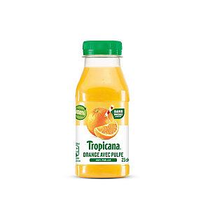 Tropicana Pure Premium® Jus d'orange avec pulpe - bouteille PET de 25 cl