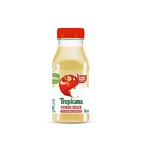 Tropicana Pure Premium® Jus de pommes douces - bouteille PET de 25 cl
