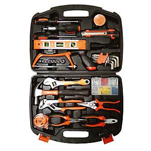 Trousse à outils, 106 pièces