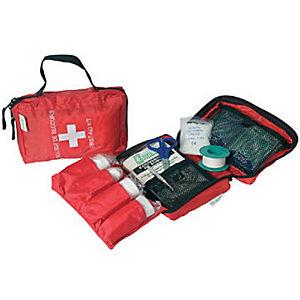 Trousse de secours souple 1 à 4 personnes