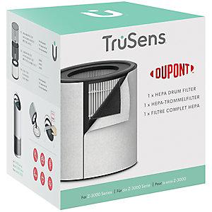 TruSens Filtre tambour HEPA 2-en-1 de DuPont pour purificateur d'air Z-3000 TruSens
