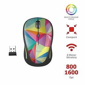 Trust, Mouse wireless yvi fx geo, 22337