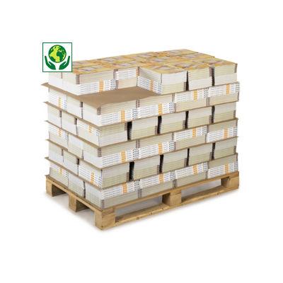 Plaque intercalaire en carton compact##Tussenblad van compact karton