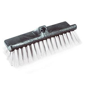 Tweezijdige wasborstel met harde borstelharen