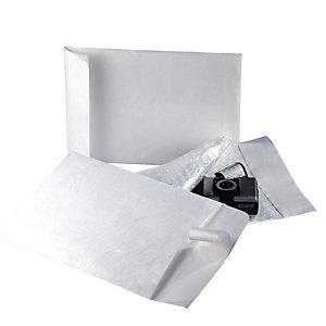 TYVEK Pochette matelassée à coussins à air indéchirable B4 250 x 353 mm, 54 g/m2 (paquet 50 unités)