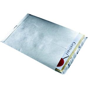 Tyvek® Pochettes d'expédition plates C5 blanches - 162 X 229 mm