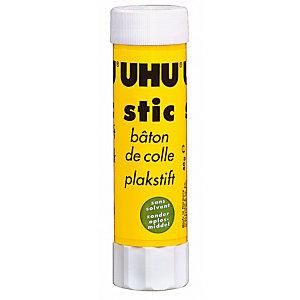 Uhu Stic Bâton de colle blanche sans solvant - 40g