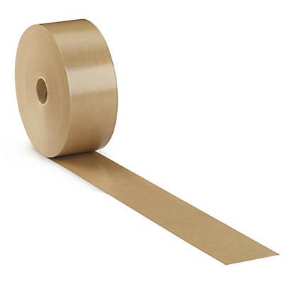 Uitverkoop: Gegomde kleefband, 70 g/m²