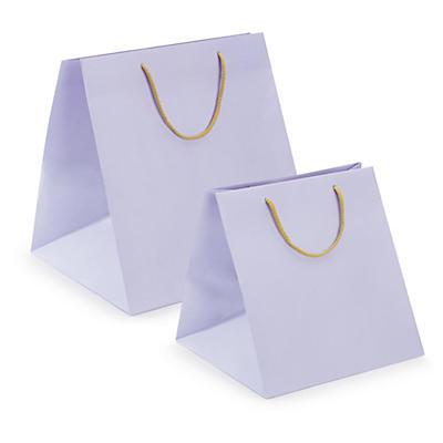 Uitverkoop: maxidraagtas in gekleurd kraftpapier