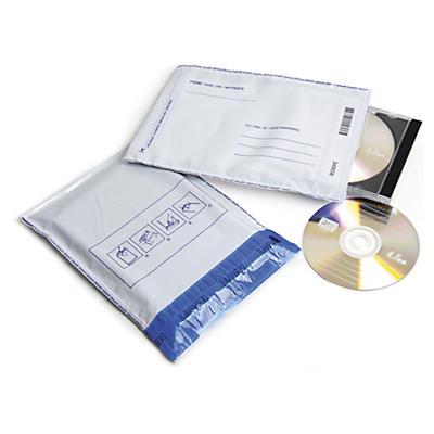 Déstockage : pochette de sécurité en plastique opaque##Uitverkoop: ondoorzichtige plastic veiligheidsenvelop met veiligheidssluiting en uniek identificatienummer