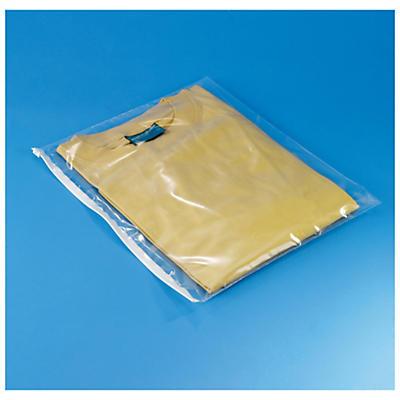 Déstockage : Sachet plastique à curseur 70 microns##Uitverkoop: Plastic zak met zipsluiting, polyethyleen 70 micron