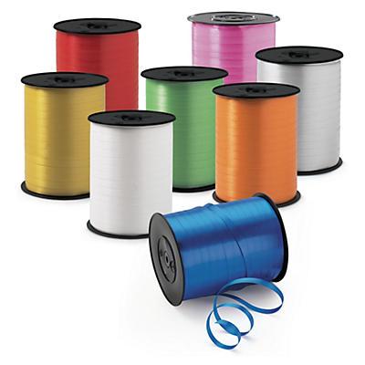 Déstockage Bolduc standard effet satiné##Uitverkoop Standaardlint voor geschenkverpakkingen