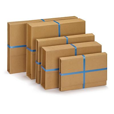 Déstockage : Étui renforcé grande hauteur##Uitverkoop: Versterkte postverpakking zonder zelfklevende sluiting