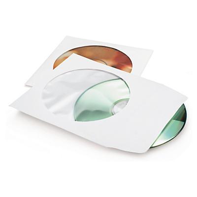 Déstockage : Enveloppes 125x125 mm blanches##Uitverkoop: Vierkante enveloppen 125x125 mm