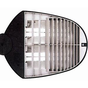 Unilux Lampe de bureau LED Duo, Puissance 2x5W,  Durée 50 000h, Noir