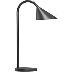Unilux Sol Flexo LED, metal y elastómero, negro