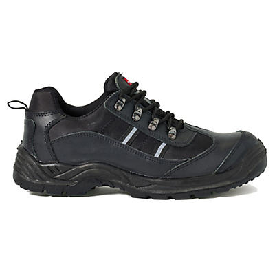 Unisex safety trainers with protective midsole