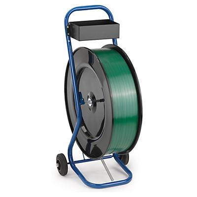 Univerzální odvíječ pro PP a textilní pásky