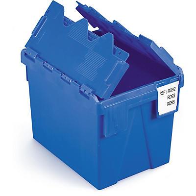 Univerzálny stohovateľný box