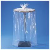 UTFÖRSÄLJNING - Plastpåsar med bälg 150 my