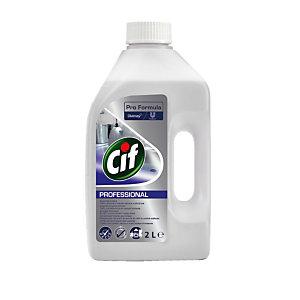 Vaatwasmachine ontkalkingsvloeistof Cif 2 L