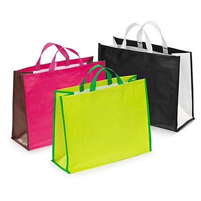 Vævet polypropylen bærepose