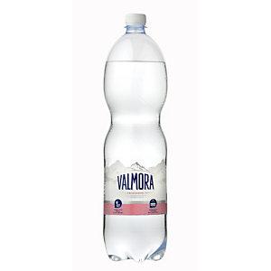 VALMORA ACQUA MINERALE Acqua minerale, Frizzante, Bottiglia di plastica, 1,5 l (confezione 6 bottiglie)