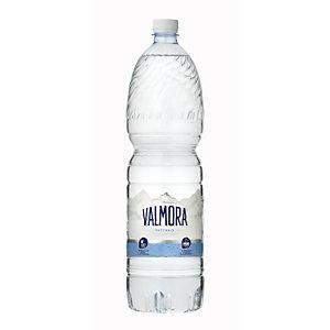 VALMORA ACQUA MINERALE Acqua minerale, Naturale, Bottiglia di plastica, 1,5 l (confezione 6 bottiglie)