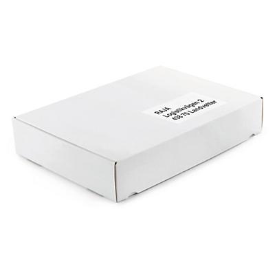 Varubrev - Flera varianter av lådor för att passa dina behov