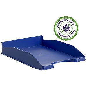 Vaschetta portacorrispondenza antimicrobico, Bluette opaco