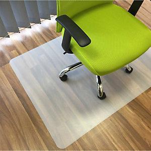 VELCOC Tappeto Chair Mat salvapavimenti - vinile - 90x120 cm - trasparente - Velcoc