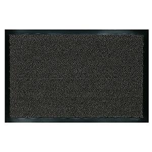 VELCOC Zerbino asciugapassi - 90x150 cm - grigio antracite - Velcoc