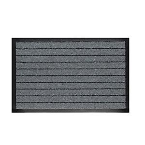 VELCOC Zerbino asciugapassi Alaska - 60x90 cm - grigio - Velcoc