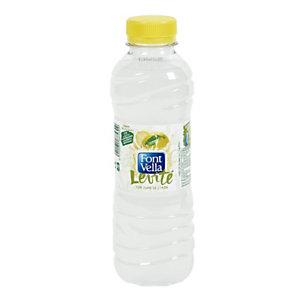 FONT VELLA Levité Agua con zumo de limón, 500 ml