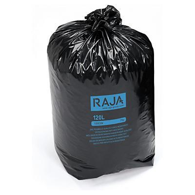 Velmi pevné LDPE pytle na odpadky RAJA