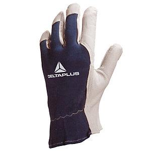 VENITEX 12 paires de gants de manutention confort plus, DeltaPlus, taille 10