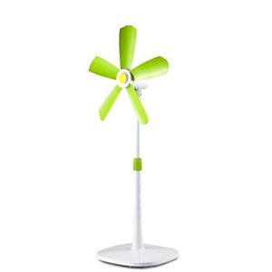 Ventilatore a piantana con elica a trascinamento magnetico Margarita Stand, Altezza 105 cm
