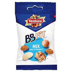 Ventura BB Fit Mix mandorle, nocciole, noci e uvetta, Bustina 28 g