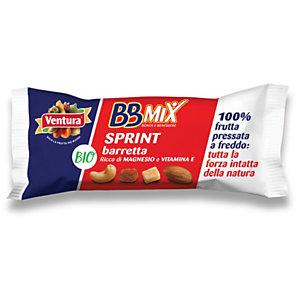 Ventura Bio Barretta BBMix Sprint, 35 g (confezione 24 pezzi)
