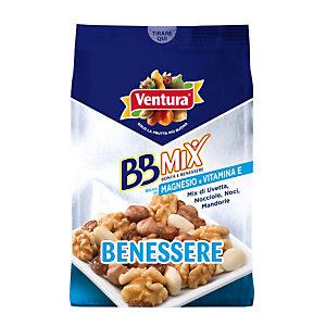 Ventura Mix Benessere, frutta secca, uva secca, Confezione 150 g