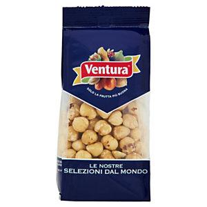 Ventura Nocciole pelate e tostate Ventura, Busta da 150 g