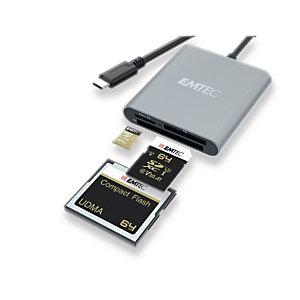 Verbatim Lettore di memorie USB Type-C T610C
