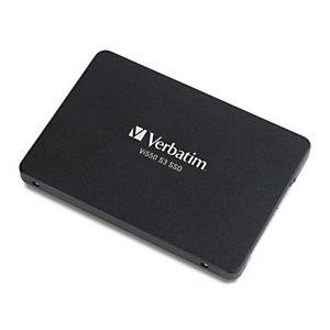 "Verbatim Vi550 S3 SSD 256GB, 256 Go, 2.5"", 560 Mo/s, 6 Gbit/s 49351"