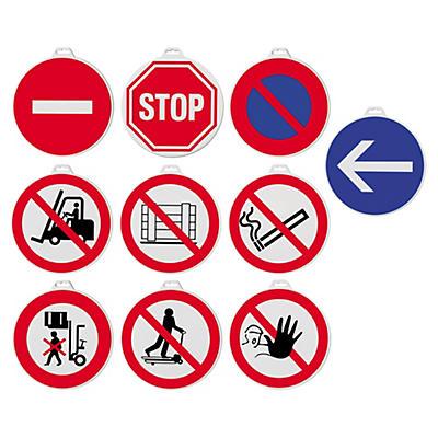 Panneaux d'interdiction et d'obligation##Verbods- en gebodsborden
