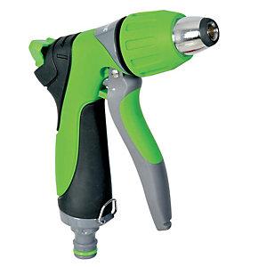 Verdemax Pistola per irrigazione a spruzzo regolabile - in alluminio - Verdemax
