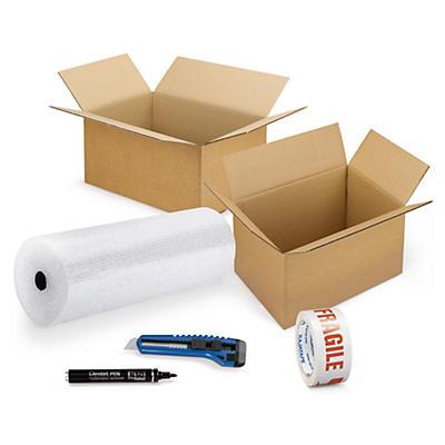 Verhuispakket met 15 dozen