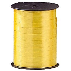Verpakkingslint 500 m x 7 mm goud